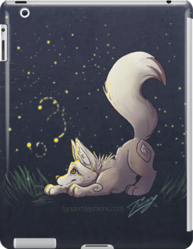 Firefly Fox - White by Zhivago