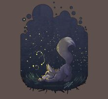 Firefly Fox - Grey Unisex T-Shirt