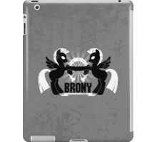 BRONY iPad Case/Skin