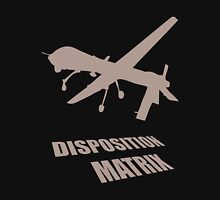 Disposition Matrix Unisex T-Shirt