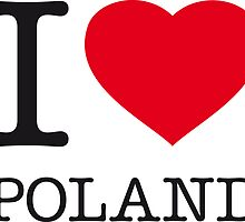 I ♥ POLAND by eyesblau