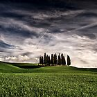 Val d'Orcia by Wonderful Tuscany Landscapes