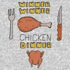 Winner Winner Chicken Dinner: Loud and Proud Rotisserie Chicken Windfall by DiabolickalPLAN