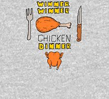 Winner Winner Chicken Dinner: Loud and Proud Rotisserie Chicken Windfall Womens Fitted T-Shirt