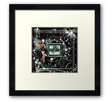 Natures Magic: NightTime Framed Print