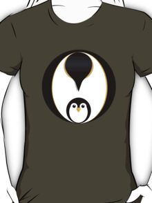 'In Pole Position' - Penguin T-Shirt T-Shirt
