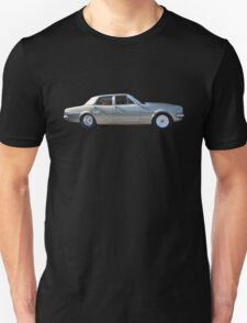 Holden HK Premier in Silver Fox with reverse cowling T-Shirt