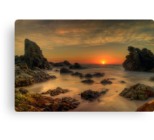 Daybreak. Canvas Print