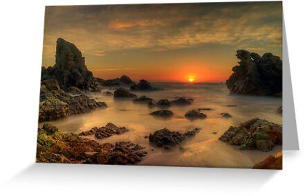 Daybreak. by Julie  White