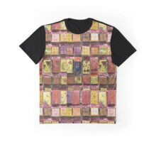 TARDIS Greeting Graphic T-Shirt