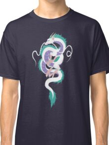 Haku the River Spirit Classic T-Shirt