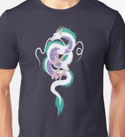 Haku the River Spirit Unisex T-Shirt