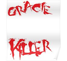 gracie killer  Poster