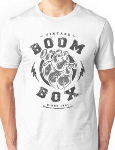 Vintage Boombox Unisex T-Shirt