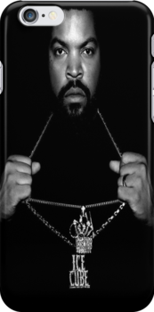 Ice Cube iphone 4/4s case by tba4life