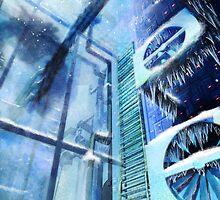 Metroid Fusion: Sector 5 ARC by FirebornForm
