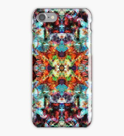 Colorful Abstract Digital Art iPhone Case/Skin