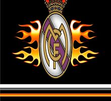 Real Madrid Club de Futbol by tba4life