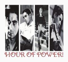 Tyrone Power - Hour of Power! Ver.2 by Shazzynwa