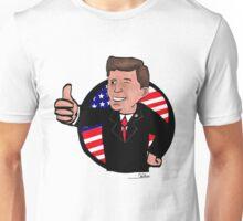 JFK Nuclear Boy Unisex T-Shirt
