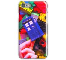 Lego My TARDIS iPhone Case/Skin