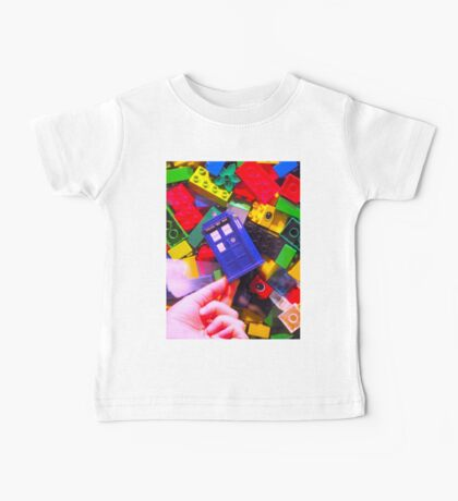 Lego My TARDIS Baby Tee