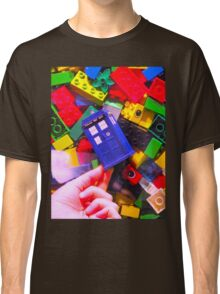 Lego My TARDIS Classic T-Shirt