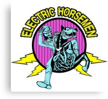 Electric Horsemen Alternate Logo 2015 Canvas Print
