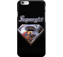 super!! iPhone Case/Skin