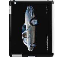 Holden HK Premier in Silver Fox with reverse cowling 2 iPad Case/Skin