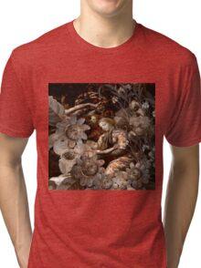 sacra famiglia Tri-blend T-Shirt