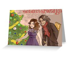 Rumbelle Greetings Greeting Card