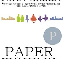 An Abundance of Paper Towns by anthonylonder