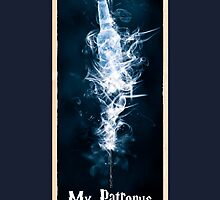 My Patronus is a Beer by OuroborosEnt