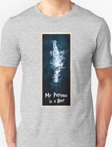 My Patronus is a Beer Unisex T-Shirt