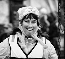 Sailor's smile by Roman Naumoff