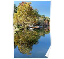 Beavers Bend Paddle Boat Rental Poster