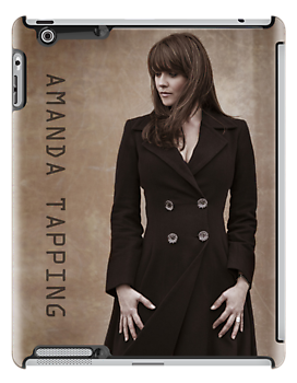 Amanda Tapping vs iPad by Filmart (AT-Vers II)  by Filmart