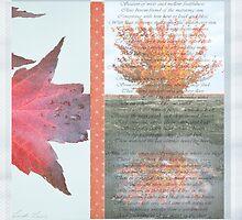 Poetry of Autumn by Linda Lees