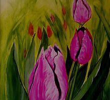 Tulips (3) by Ciska