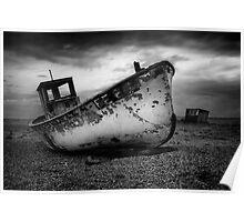 The Trawler, Dungeness Poster