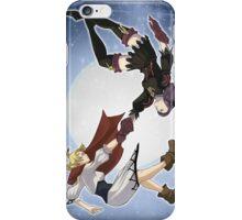 Eve and Espella Falling iPhone Case/Skin