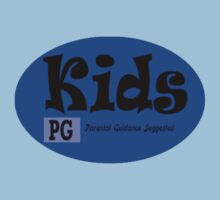Kids are PG Kids Tee