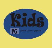 Kids are PG One Piece - Short Sleeve