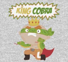 The ruthless kingcobra Kids Clothes