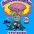 TRASH COMPACTOR KIDS by beastpop