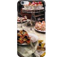 Desserts And More Desserts ~ Which One Do You Like? iPhone Case/Skin