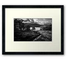 Doune Bothy Framed Print