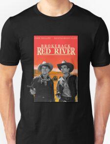 Brokeback Red River T-Shirt