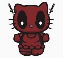DeadpoolKat by HiKat
